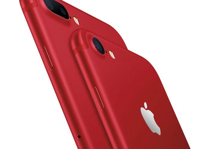 آیفون 8 و آيفون 8 پلاس قرمز امروز معرفی میشوند